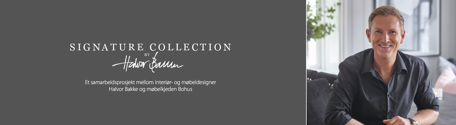 Signature Collection by Halvor Bakke