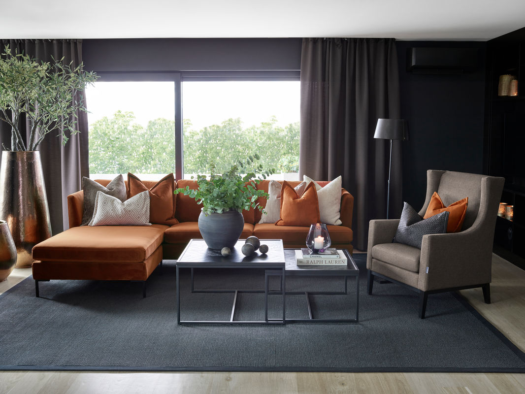 SIGNATURE 810 Sofa med longchair
